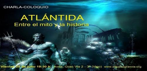 Atlántida: entre el mito y la historia