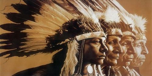 Charla-abierta: LA SABIDURÍA DE LOS INDIOS AMERICANOS