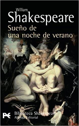 Encuentro literario: EL SUEÑO DE UNA NOCHE DE VERANO